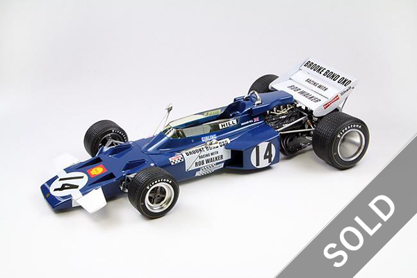 1/20 Rob Walker Team LOTUS Type 72C