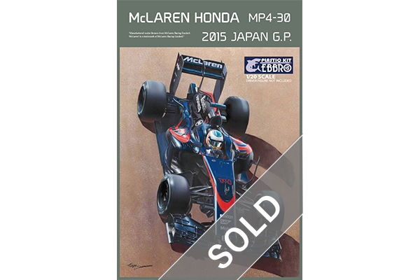 1/20 McLaren Honda MP4-30 Japan GP