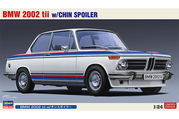1/24 BMW 2002 tii with Chin Spoiler