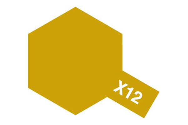 Paint Marker X-12 (Gold Leaf)