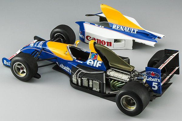 1/24 Williams FW14 1991 Super Detail
