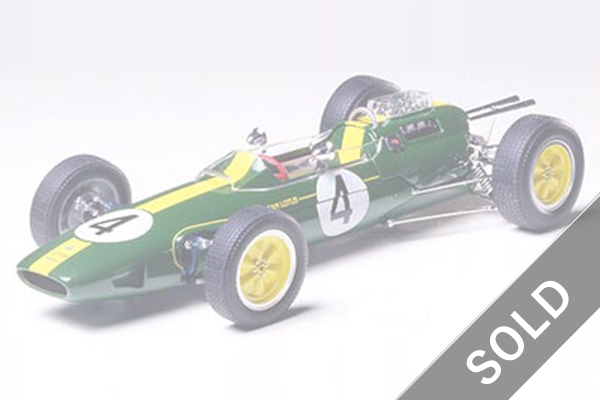 1/20 LOTUS 25 COVENTRY CLIMAX