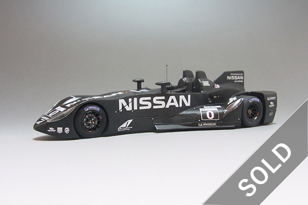 1/43 Nissan DeltaWing 2012
