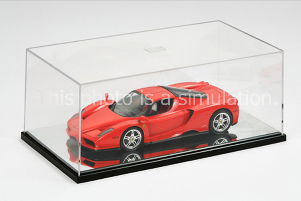 Display Case C with Mirror Sheet
