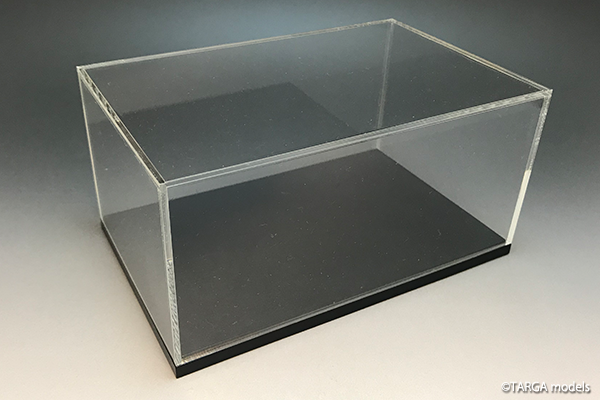1/43 Display Case F (Black)
