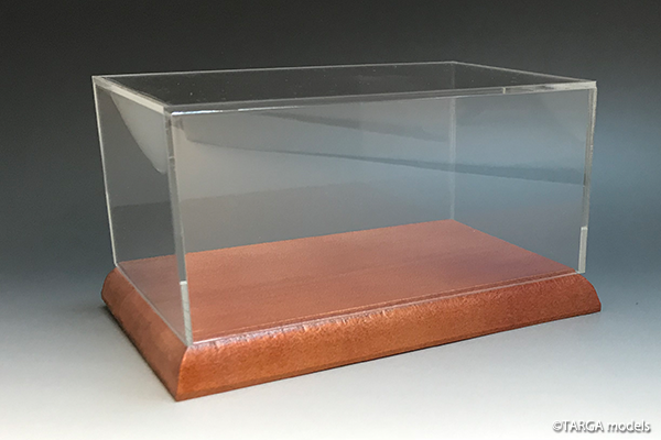 1/43 Display Case B (Mahogany)