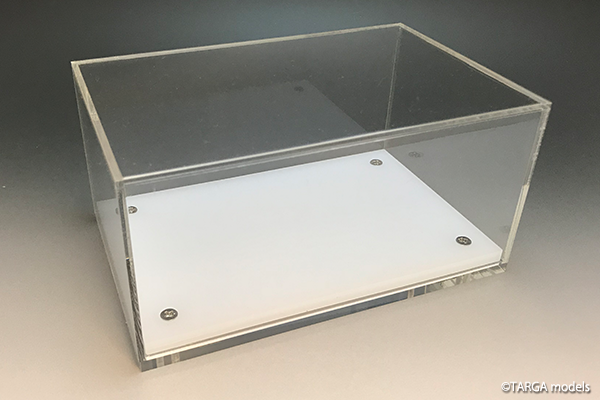 1/43 Display Case G (White)